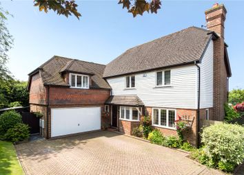Thumbnail 5 bed detached house for sale in Goldsmith Court, Tenterden, Kent