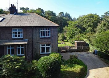 Thumbnail 3 bed semi-detached house for sale in Kingswood Lane, Hindhead