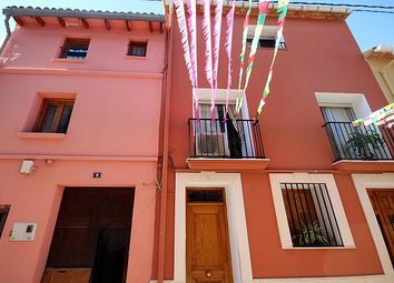 Thumbnail 4 bed town house for sale in 03727 Jalón, Alicante, Spain