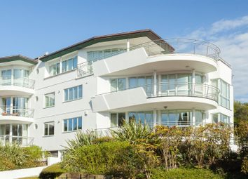 Thumbnail 3 bed flat for sale in Conning Tower, Canford Cliffs, Poole