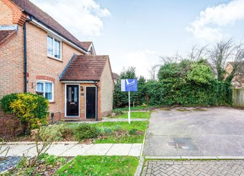Thumbnail 2 bedroom terraced house to rent in Tillotson Close, Maidenbower, Crawley
