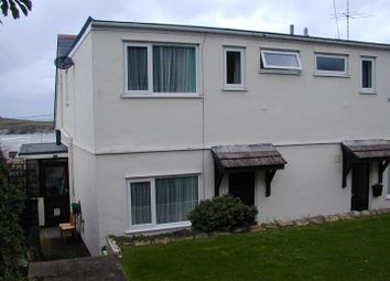 Thumbnail 1 bed flat to rent in Alexandra Road, Newquay