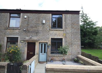 Thumbnail 2 bed cottage for sale in Norden Road, Bamford, Rochdale