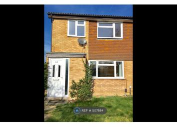Thumbnail 3 bedroom end terrace house to rent in Lillibrooke Crescent, Maidenhead