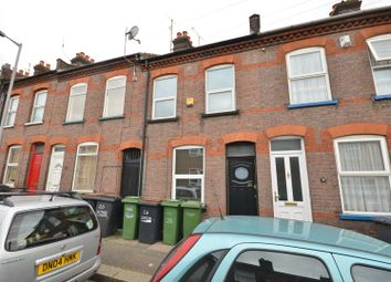 Thumbnail 2 bed terraced house for sale in Hartley Road, Luton