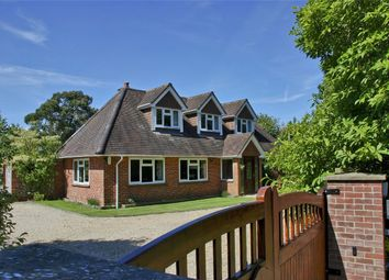 Thumbnail 5 bedroom detached house for sale in Sway Road, Pennington, Lymington, Hampshire