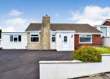 Thumbnail 3 bed detached bungalow for sale in Hafan Y Don, Killay, Swansea