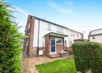Thumbnail 3 bedroom semi-detached house for sale in Cornwall Close, Maidenhead