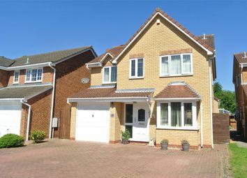 Thumbnail 4 bed detached house for sale in Kilverstone, Werrington, Peterborough, Cambridgeshire