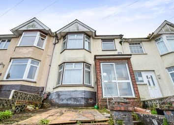 Thumbnail 3 bed terraced house for sale in Stansfeld Avenue, Paignton