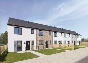 Thumbnail 3 bedroom terraced house for sale in The Beryan At Boslowen, Dolcath Avenue, Camborne