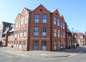 Thumbnail 1 bed flat to rent in Wessex House, Park Street, Camberley