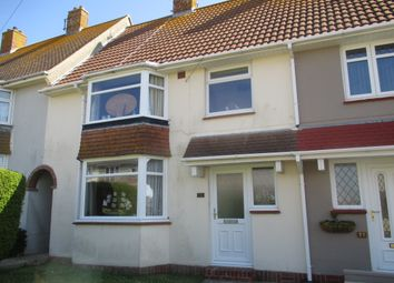 Thumbnail 3 bed terraced house for sale in Westhill Road, Weymouth