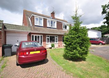 Thumbnail 3 bed semi-detached house to rent in Fleming Way, Tonbridge