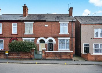 Thumbnail 3 bed terraced house for sale in Main Road, Leabrooks, Alfreton