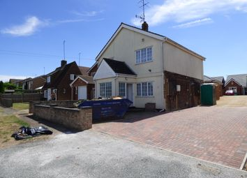 Thumbnail 4 bed detached house for sale in Seamons Close, Dunstable