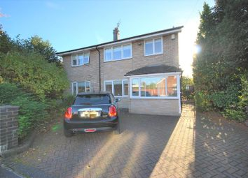 Thumbnail 4 bed detached house for sale in Matherfold Road, Ellenbrook, Manchester