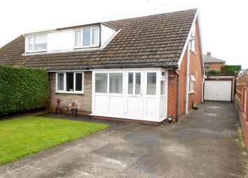 Thumbnail 3 bed bungalow for sale in Wyndham Drive, Cefn-Y-Bedd, Wrexham