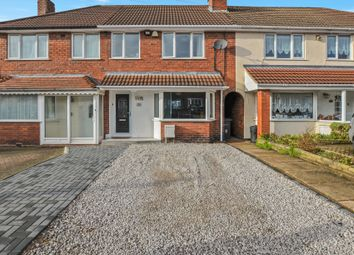 Thumbnail 3 bed terraced house for sale in Bradfield Road, Great Barr