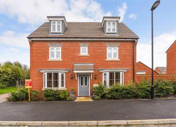 Locksbridge Road, Picket Piece, Andover SP11. 4 bed detached house for sale