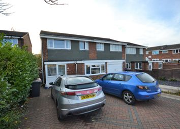 Thumbnail 3 bed property for sale in Burns Road, Royston