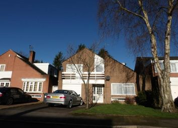 Thumbnail 4 bed detached house for sale in Shelsley Drive, Moseley, Birmingham, West Midlands