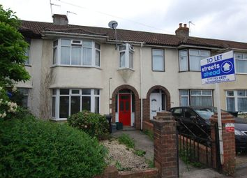 Thumbnail 4 bed terraced house to rent in Filton Avenue, Filton, Bristol
