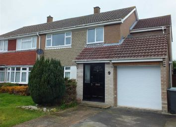 Thumbnail 4 bed semi-detached house for sale in College Gardens, North Bradley, Trowbridge, Wiltshire