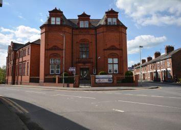 Thumbnail 2 bed flat to rent in Flag Lane, Crewe