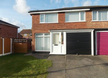 Thumbnail 3 bedroom semi-detached house for sale in Ruskin Avenue, Long Eaton, Nottingham
