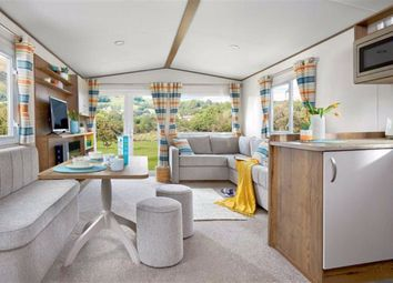 Thumbnail 3 bed mobile/park home for sale in Naish Estate, Barton On Sea
