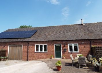 Thumbnail 1 bed barn conversion to rent in Lower Loxley, Uttoxeter