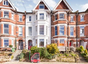 Thumbnail 6 bed terraced house for sale in Milward Crescent, Hastings