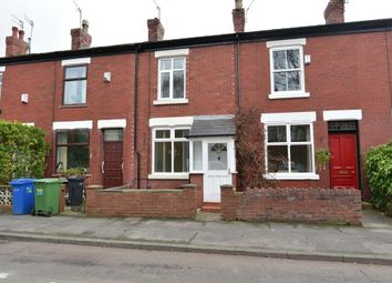 Thumbnail 2 bedroom terraced house for sale in Lake Street, Great Moor, Stockport