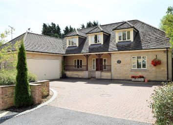 Thumbnail 4 bed detached house for sale in Main Street, Greetham, Rutland