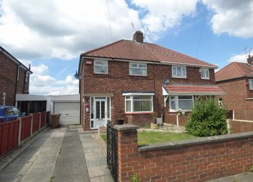 Thumbnail 3 bed semi-detached house for sale in Arderne Avenue, Crewe