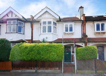 Thumbnail 5 bed terraced house to rent in Roseneath Road, London