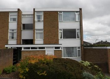 Thumbnail 2 bed flat for sale in Griffin Close, Shepshed, Loughborough, Leicestershire