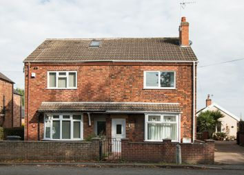 Thumbnail 4 bed semi-detached house to rent in Station Road, Kegworth, Derby