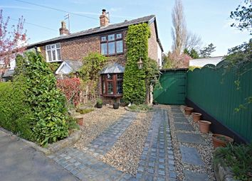 Thumbnail 2 bed semi-detached house for sale in Grove Lane, Cheadle Hulme, Cheadle