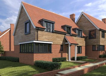 Thumbnail Detached house for sale in Monks Eleigh, Ipswich, Suffolk