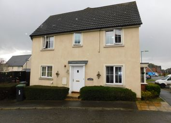 Thumbnail 3 bed end terrace house for sale in Phoenix Way, Stowmarket