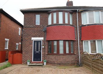 Thumbnail 3 bed semi-detached house for sale in Earlston Drive, Doncaster