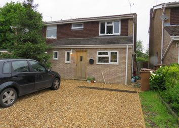 Thumbnail 3 bed semi-detached house for sale in Amberley Close, North Baddesley, Southampton