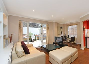 Thumbnail 1 bed flat to rent in Hyde Park Gate, London