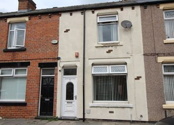 Thumbnail 2 bed terraced house to rent in Edward Street, South Bank, Middlesbrough