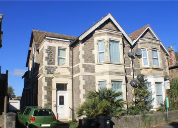 Thumbnail 3 bedroom flat for sale in Weston-Super-Mare, North Somerset