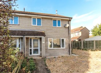 Thumbnail 3 bed semi-detached house to rent in Barrymore Close, Huish Episcopi, Langport