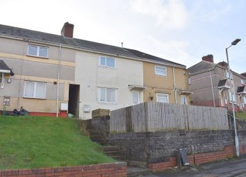 2 bed terraced house for sale in Gomer Gardens, Townhill, Swansea SA1