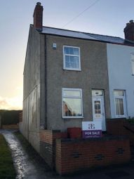Thumbnail 2 bed semi-detached house for sale in Williamthorpe Close, North Wingfield, Chesterfield